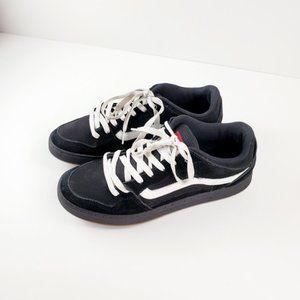 Vans Baxter Mens Shoes Skate Footwear Black White